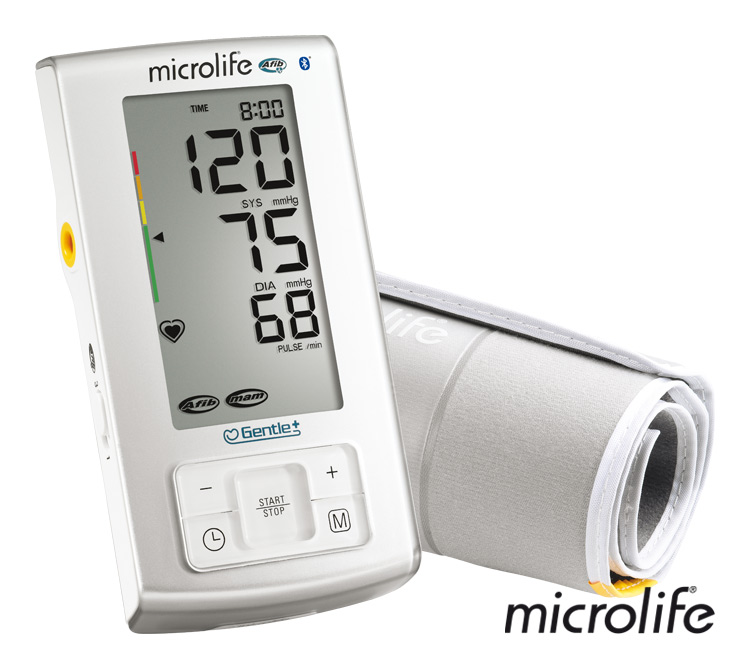 Microlife BP A6 BT Afib Bluetooth®