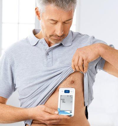aff43fe50 Tlakomer s EKG Veroval * * * tlakomery. eu